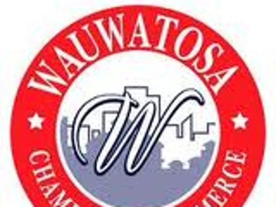 Wauwatosa Chamber of Commerce Logo.