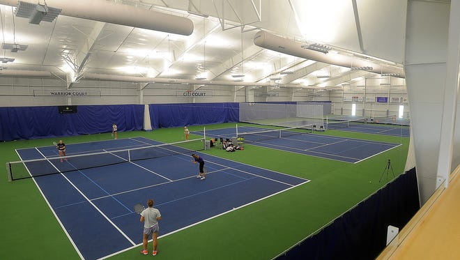 Huether Family Match Pointe will host some of the nation's top 12-under and 14-under boys tennis players for USTA event.