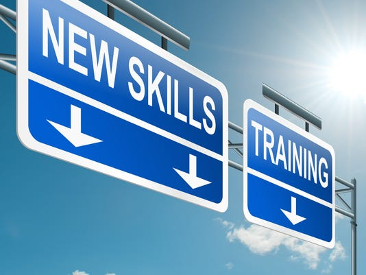 A new_skills_training_sign_105499763.jpg