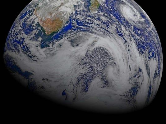 AP EARTH DAY A FEA XSP