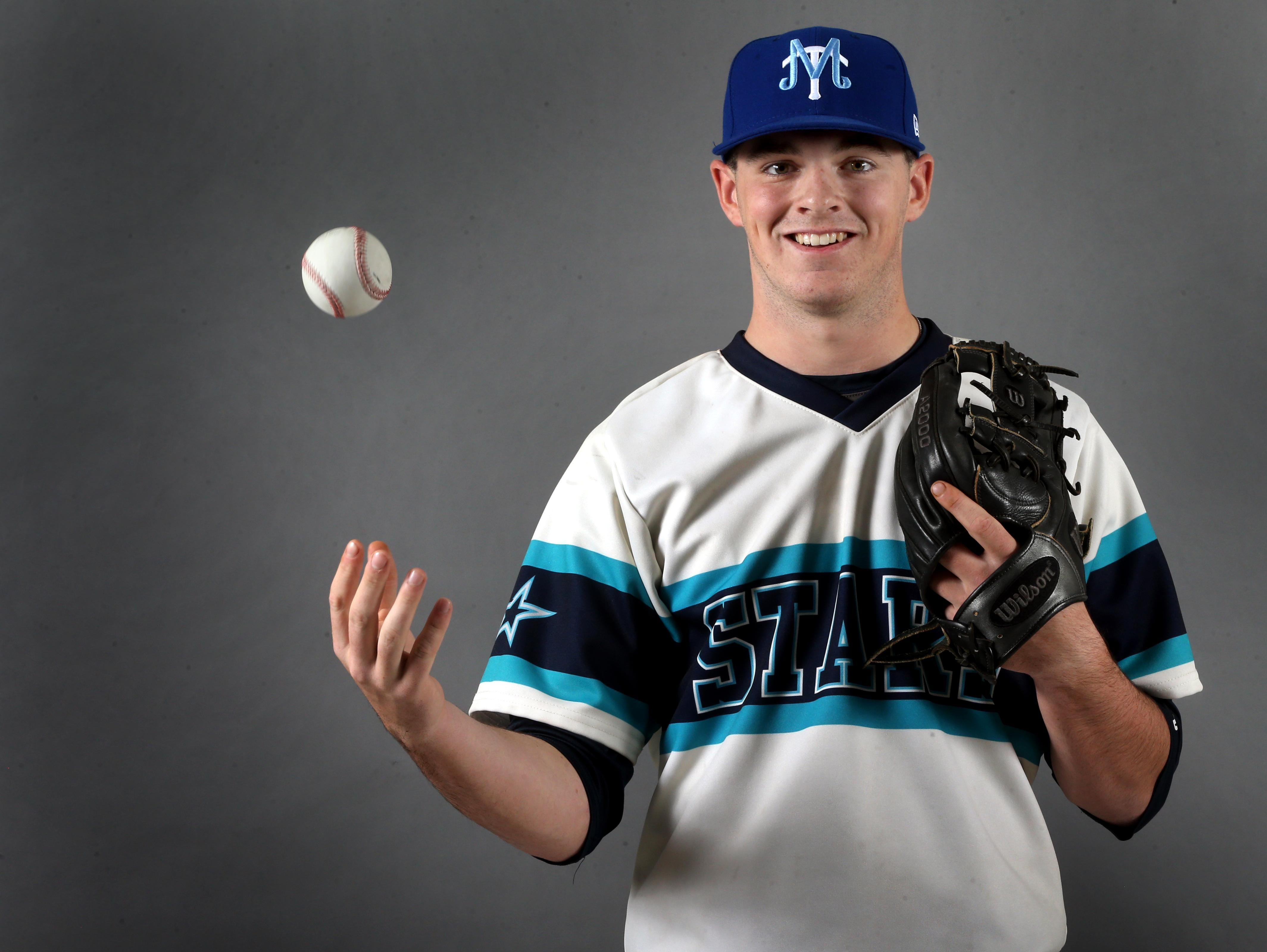 Siegel's Blake Benefield was named to the TSWA Class AAA All-State team.