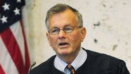 Mike Carr was a Collier County judge