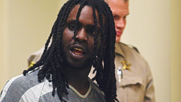 Chicago rapper Keith Cozart, known as Chief Keef, is