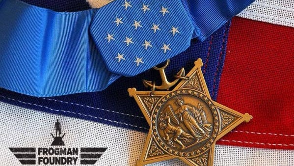 Duringthe Frogman Foundry workshop from 11 a.m. to 1 p.m.Dec. 2 at the National Navy SEAL Museum in Fort Pierce,young people ages 10-15 can learn about the history of the medal and the important role U.S. Navy SEALS and their predecessors have played in protecting our nation's freedom.