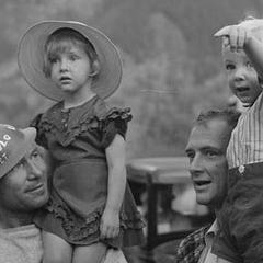 Labor Day pictures from the past