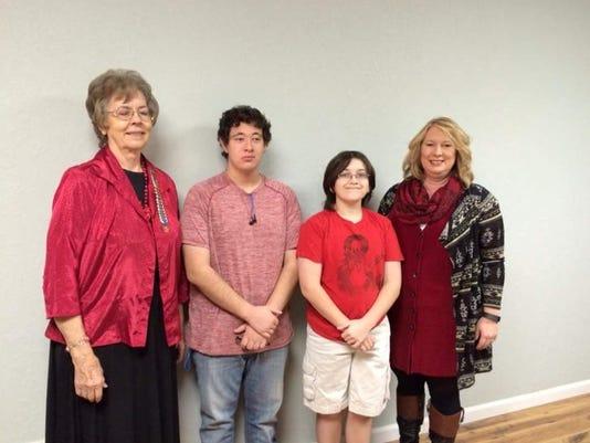 JMA essay winners