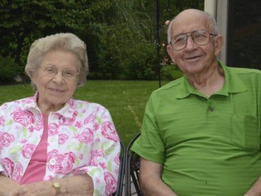 Anniversaries: Robert Anderson & Marjorie Anderson