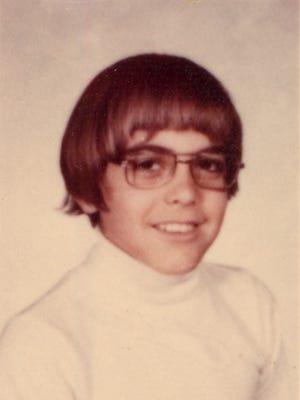 George Clooney's photo at St. Susanna School, 1973-74.