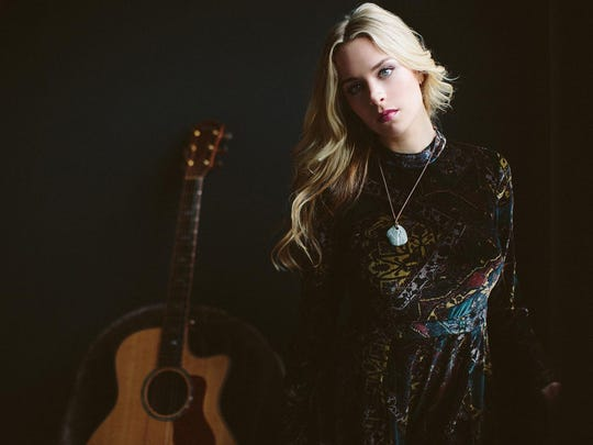 Haley Johnson will play 6:30 to 8:30 p.m. Sunday at Willamette Valley Vineyards, 8800 Enchanted Way SE, Turner.