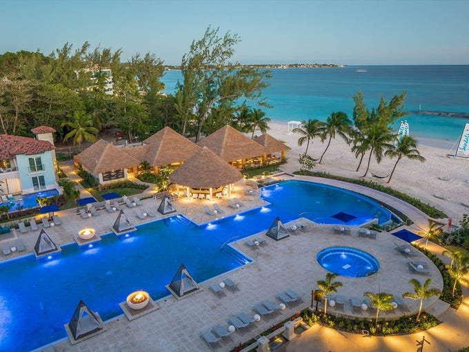 Sandals Royal Barbados is a 222-suite all-inclusive