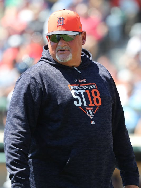 MLB: Spring Training-Detroit Tigers at Atlanta Braves