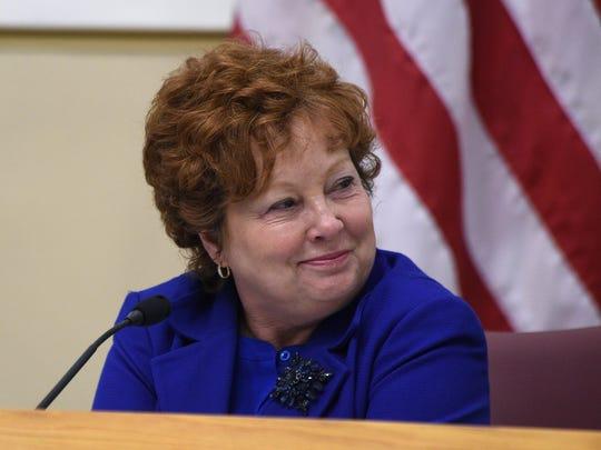 Commissioner Marsha Berkbigler says she will run for re-election.