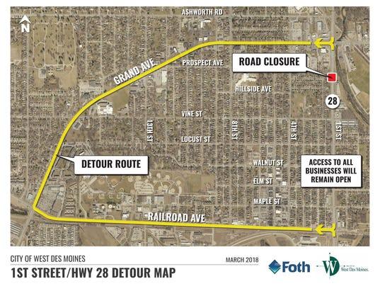 636576597598090133-WDMHwy28-1st-Street-Detour-Map.jpg