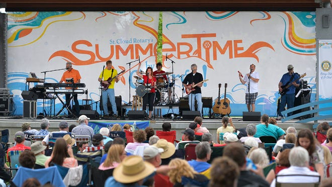 "Different beats, bands and music genres are a key reason ""Summertime"" continues to draw thousands of fans every Wednesday night, even after 50-plus concerts."