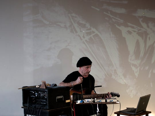 An Evening of Experimental Electronic Electroacoustic