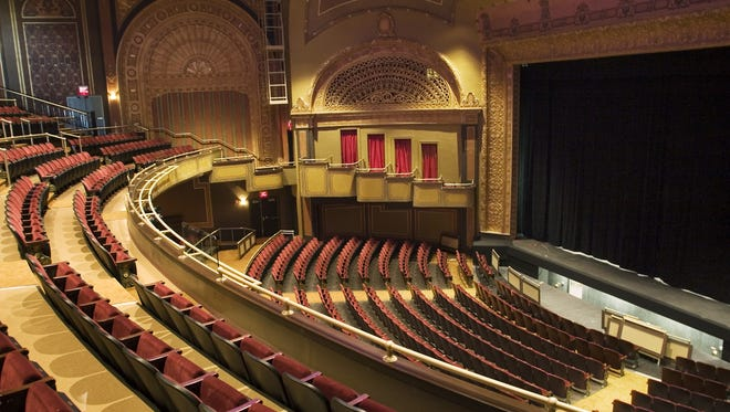 The Clemens Center in downtown Elmira presents Broadway shows and programs for children in its restored theater.