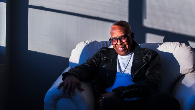 Retired Stax songwriter David Porter has a new music studio in Downtown Memphis called Made in Memphis Entertainment, located at 400 Union Ave. Porter says the studio will put Memphis back on the map for recording music.