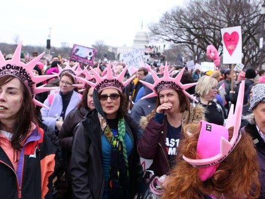 Women's March Profile Image
