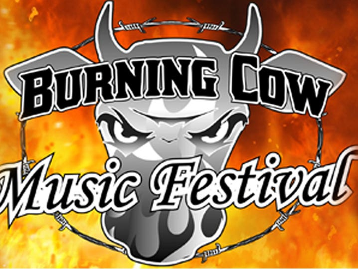 Get 50% off tickets to the Burning Cow Music Festival held in Sturgeon Bay, July 27 - 29th