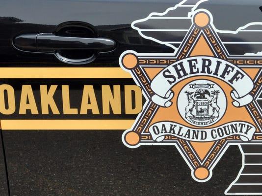 Oakland County Sheriff door