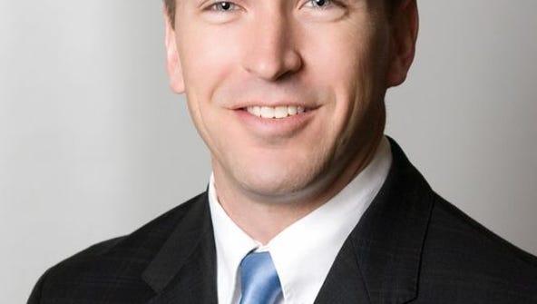 Lebanon County District Attorney David Arnold