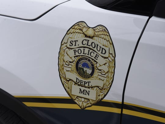A St. Cloud police squad car is shown in March 2017.