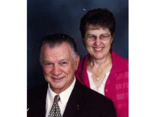 Anniversaries: Charles Heinlen & Nancy Heinlen
