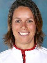 Fifth-year Florida Southern women's lacrosse coach Kara Reber is a 1996 Pittsford Mendon graduate.