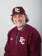 Matt Barger, Earlham College Baseball