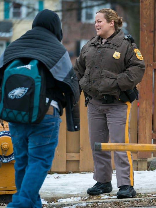 News: Cops Grant