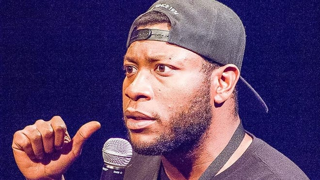 Brad Sativa, a comedian with West Tennessee roots, plans a comedy show this weekend at South Street Comedy Club in Jackson.