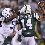Colts' Trent Cole overcomes serious injury