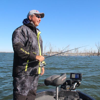 Smith: A walleye magnet on the prairie