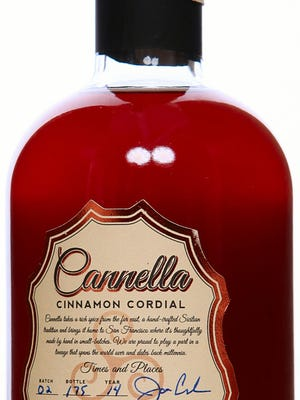 Cannella Cinnamon Cordial is made using four different cinnamon barks and no extracts. It's nuanced, layered, not syrupy sweet like many cinnamon spirits.