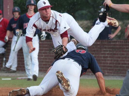 Baseball: Ouachita vs. West Monroe