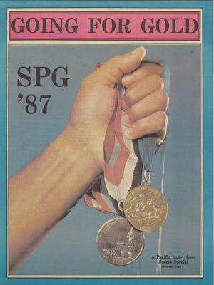 South Pacific Games '87