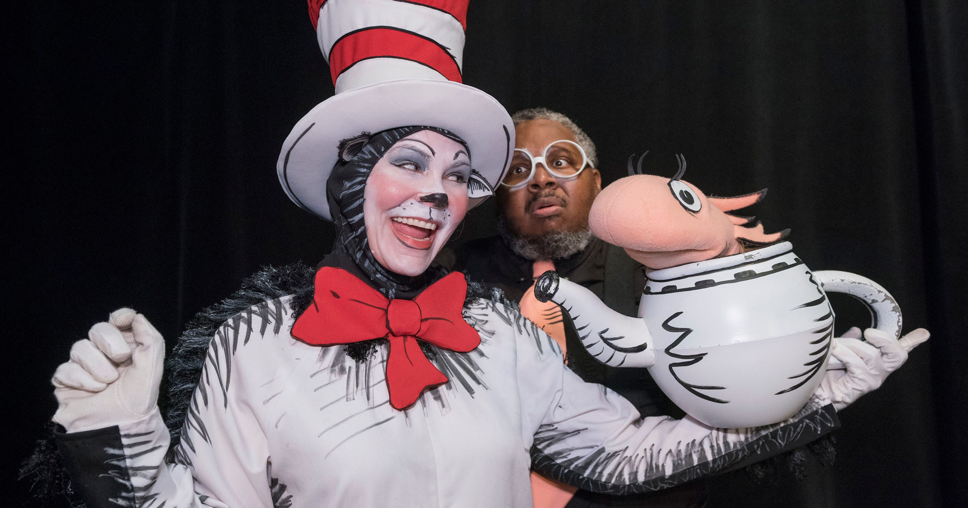 4659bbec351 S.C. Children s Theatre stages  The Cat in the Hat