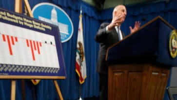 Brown budget wisely urges restraint in state spending