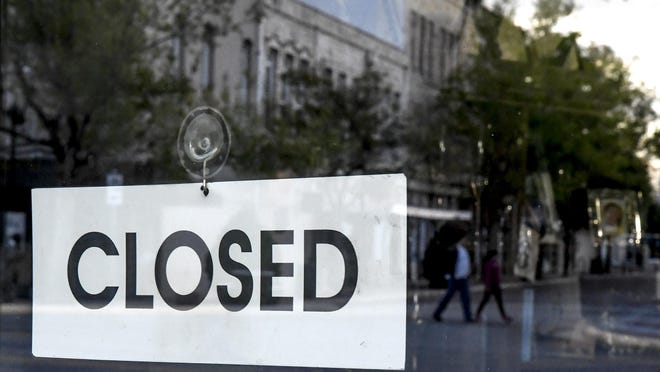Ohio's unemployment rate showed signs of improvement in May, but many businesses have yet to fully reopen.