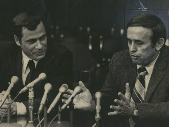 An NCAA scandal in 1976 cost athletic director Burt