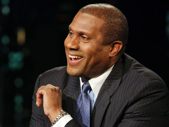 "Tavis Smiley, a graduate of Indiana University and Maconaquah High School in Bunker Hill, Ind., will compete on the new season of ABC's ""Dancing With the Stars."""
