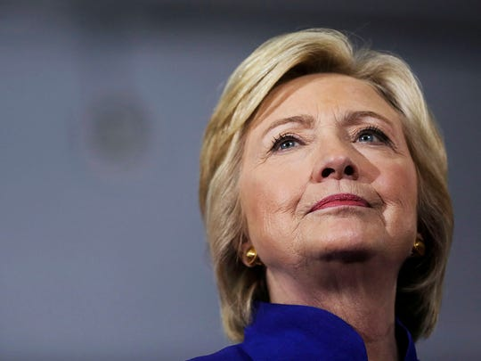 PRESIDENT: HILLARY CLINTON. We endorsed a Democratic presidential candidate over a Republican for the first time in the newspaper's history because Donald Trump is unqualified for office, and Clinton has the experience and temperament to lead.