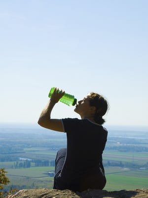 How refreshing! Doctors advise it's a must to stay hydrated during exercise or in summer heat. Consumers face many options for hydration — with plain water being a favorite among experts.