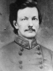 Col. Clement A. Evans, 31st Georgia (Library of Congress)