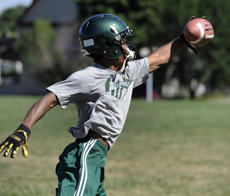 Kalon Gervin has reopened his recruitment.