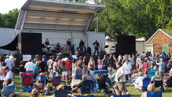 The Rockland Bergen Music Festival returns for two days of tunes June 25 and 26.