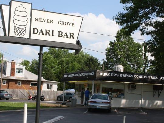 Silver Grove Dari Bar.