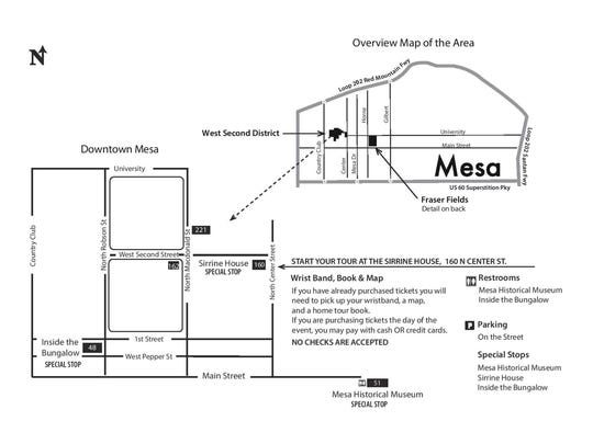 The Mesa Historical Museum's 17th annual Historic Home
