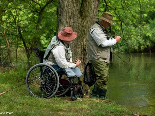 Project Healing Waters helps military vets through