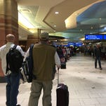 Sky Harbor reopens 2 security checkpoints, Sky Train